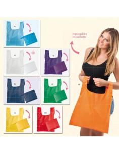 Shopper in TnT - SAMMY ripiegabile